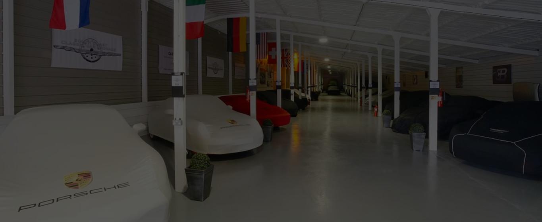 Classic & Sports Car Storage